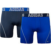adidas Men's Sport Performance climacool Solid 7'' Boxer Briefs 2 Pack