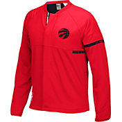 adidas Men's Toronto Raptors On-Court Red Jacket