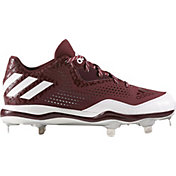 adidas Men's PowerAlley 4 Metal Baseball Cleats