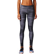 adidas Women's techfit Speed Heather Print Tights