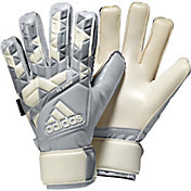 adidas Youth Ace Fingersave Junior Soccer Goalkeeper Gloves