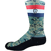 Adrenaline Sublimated Vendetta Technical Lacrosse Socks