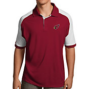 Antigua Men's Arizona Cardinals Century Red Polo