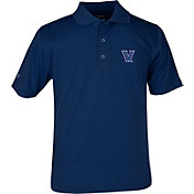 Antigua Youth Villanova Wildcats Navy X-tra Lite Pique Polo