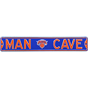 Authentic Street Signs New York Knicks 'Man Cave' Street Sign