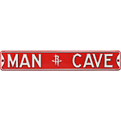 Authentic Street Signs Houston Rockets 'Man Cave' Street Sign