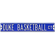 Authentic Street Signs Duke Blue Devils 'Duke Basketball Ct' Sign