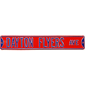 Authentic Street Signs Dayton Flyers Avenue Sign