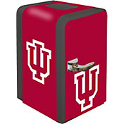 Boelter Indiana Hoosiers 15q Portable Party Refrigerator