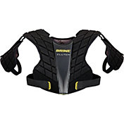 Brine Men's Clutch Mid Lacrosse Shoulder Pads