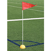 BSN Sports Indoor/Outdoor Soccer Corner Flags – 4 Pack