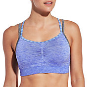 CALIA by Carrie Underwood Inner Power V-Back Strap Seamless Sports Bra