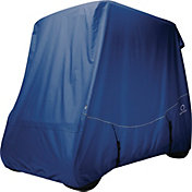 Classic Accessories Fairway FadeSafe Short Quick-Fit Golf Cart Cover – Navy