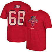 CCM Men's Florida Panthers Jaromir Jagr #68 Vintage Home Player T-Shirt