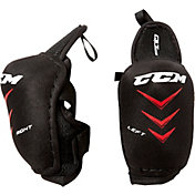 CCM Youth QLT Edge Ice Hockey Elbow Pads