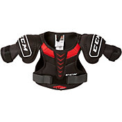 CCM Youth QLT Edge Ice Hockey Shoulder Pads