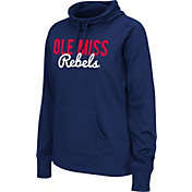Colosseum Athletics Women's Ole Miss Rebels Red Performance Hoodie
