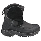 Columbia Men's Bugaboot II Slip-On 200g Waterproof Winter Boots