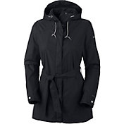 Columbia Women's Pardon My Trench Rain Jacket