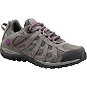 Columbia Women's Redmond Waterproof Low Hiking Shoes