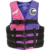 Connelly Women's Promo Four-Belt Nylon Life Vest