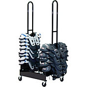 Champion 2 Stack Shoulder Pad Rack