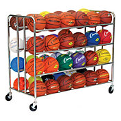 Champion 48 Ball Double Wide Ball Rack