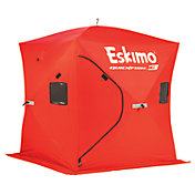 Eskimo QuickFish 3 Person Ice Fishing Shelter