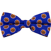 Eagles Wings New York Knicks Repeating Logos Bow Tie