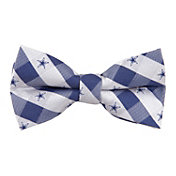 Eagles Wings Dallas Cowboys Checkered Bow Tie