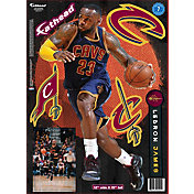 Fathead Cleveland Cavaliers LeBron James Teammate Player Wall Decal
