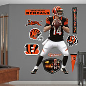 Fathead Andy Dalton #14 Cincinnati Bengals Real Big Wall Graphic