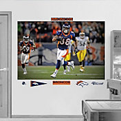 "Fathead Demaryius Thomas 2012 Playoffs ""In Your Face"" Wall Graphic"