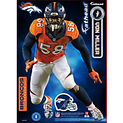 Fathead Denver Broncos Von Miller Teammate Player Wall Decal