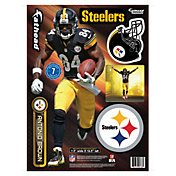 Fathead Pittsburgh Steelers Antonio Brown Teammate Player Wall Decal