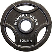 Fitness Gear 10 lb Olympic Cast Plate