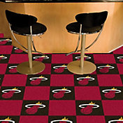 Miami Heat Carpet Tiles