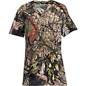 Field & Stream Women's V-Neck Camo T-Shirt