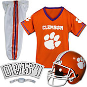 Franklin Clemson Tigers Deluxe Uniform Set