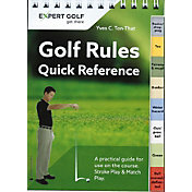 Golf Rules Quick Reference Guide – 2016-2020 Edition