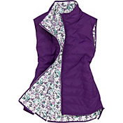 Garb Girls' Meredith Reversible Golf Vest