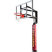 Goalsetter Iowa State Cyclones Basketball Pole Pad