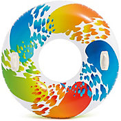 Intex Color Whirl Tube Pool Float