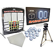 Jugs Backyard Bullpen Baseball Package