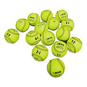 Jugs Bullpen Softballs – 15 Pack