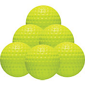 Jugs 12' Perfect Strike PS-50 Softballs - 6 Pack