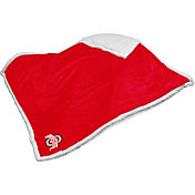 Ohio State Buckeyes Sherpa Throw