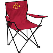 Iowa State Cyclones Team-Colored Canvas Chair