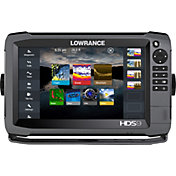 Lowrance HDS-9 Gen3 GPS Fish Finder with LSS-2 Transducer (000-11793-001)