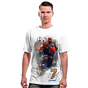 Levelwear Men's New York Knicks Carmelo Anthony Highlight White T-Shirt
